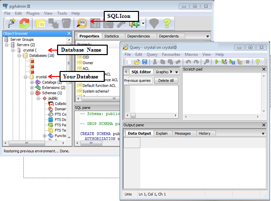 SQL — Spatial Database Design
